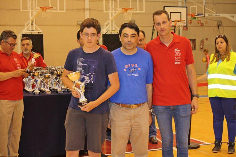 1º por Equipos Club de Ajedrez Tabiya Alcoy